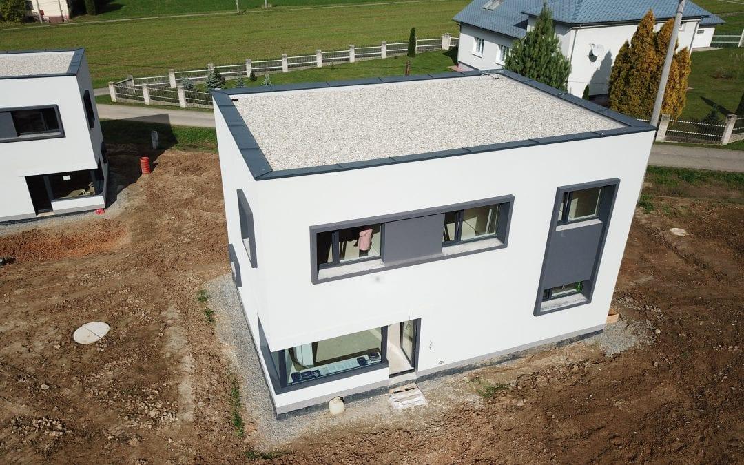 Na Těrlicku je připraven dokončený a nábytkem zařízený vzorový dům k prohlídkám